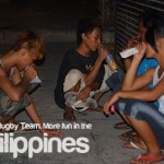 More fun in the Philippines…