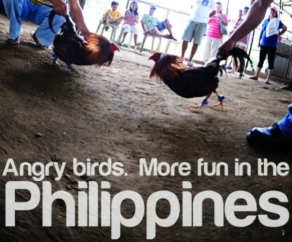 Angry Birds More Fun in the Philippines