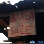 Bakla for sale…