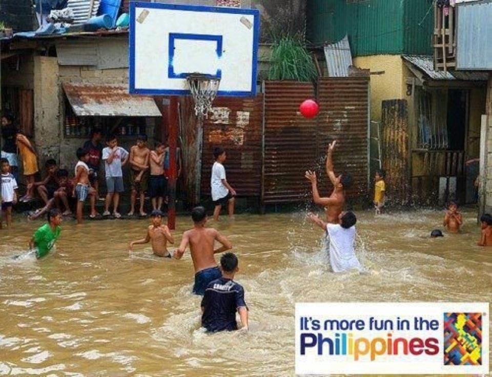 Basketball More Fun in the Philippines
