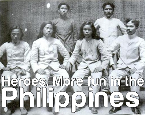 Heroes More Fun in the Philippines