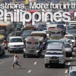 Jaywalking… More fun in the Philippines