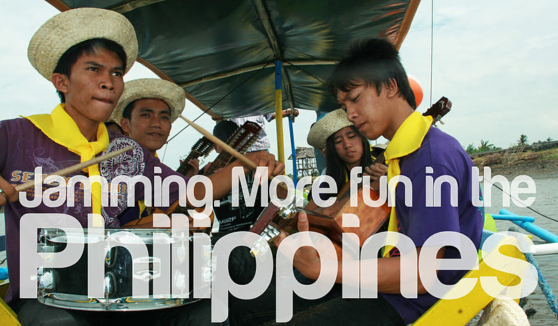 River Cruise More Fun in the Philippines