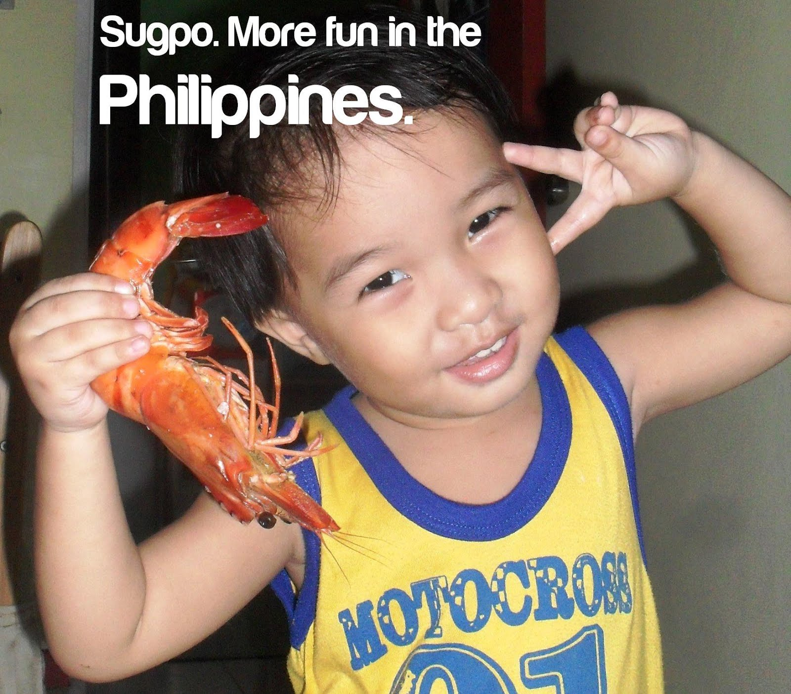 Sugpo More fun in the Philippines