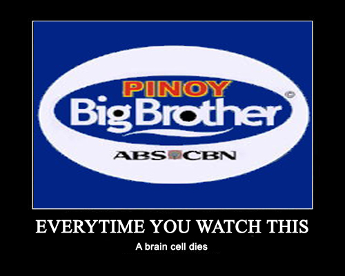 Pinoy Big Brother Stupid