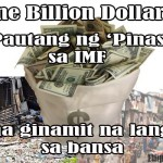 Philippines to Loan One Billion Dollars to the IMF