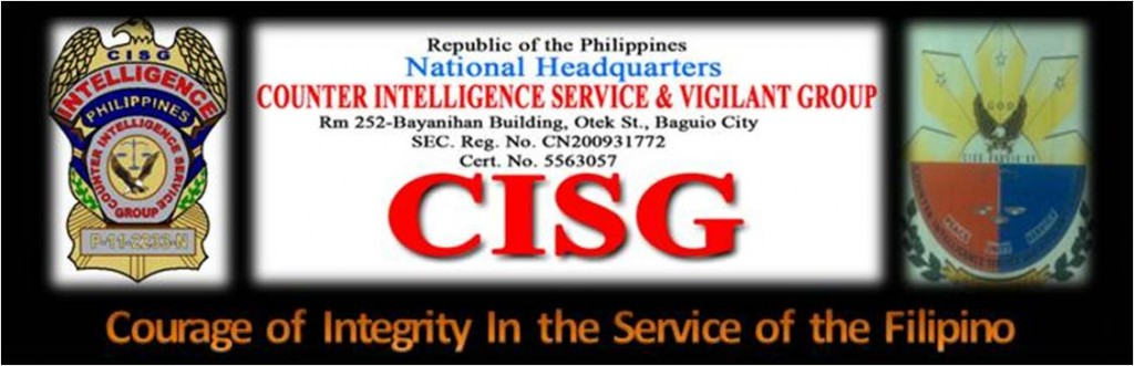 Counter Intelligence Service and Vigilant Group