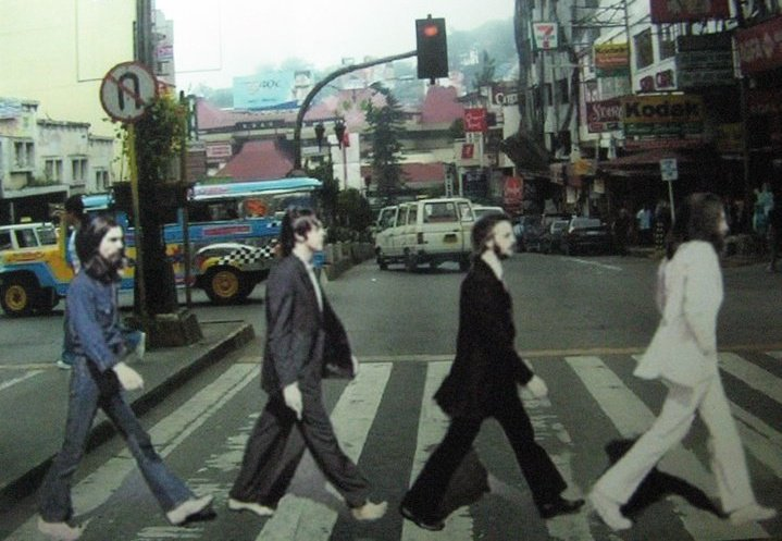 Beatles Session Road Baguio City