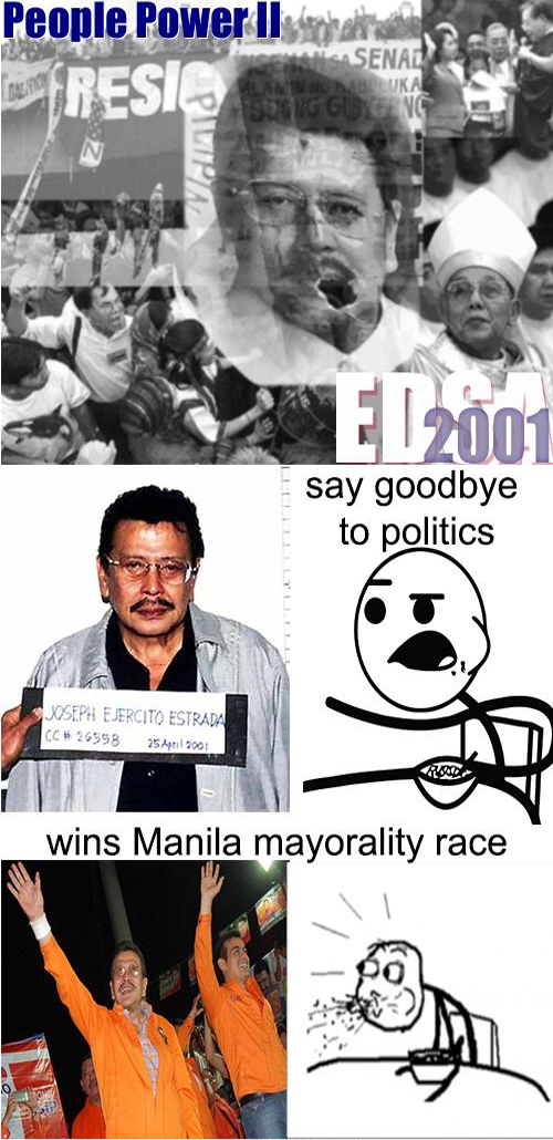 Mayor Erap Estrada