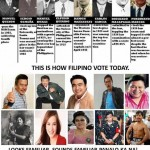 How to vote – Pinoy Style