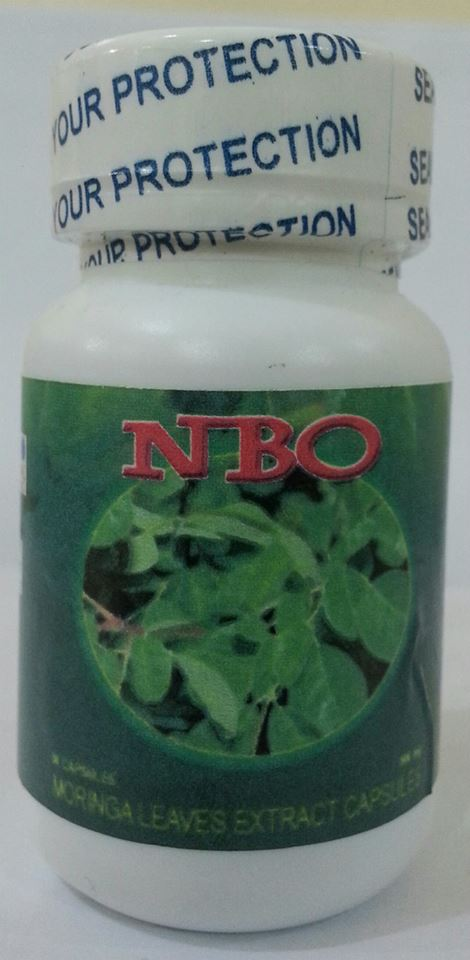 NBO Moringa Products